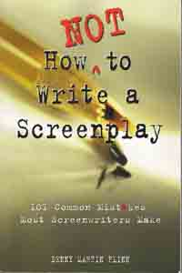 How 'Not' to Write a Screenplay by Denny Martin Flinn