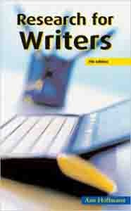 research for writers anne hoffmann